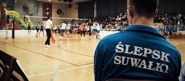 Ślepsk Suwałki – Norwid Częstochowa (zaproszenie na mecz)