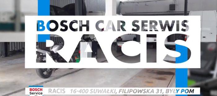 Bosch Car Service Racis – spot reklamowy