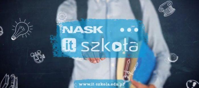IT Szkoła NASK – spot reklamowy
